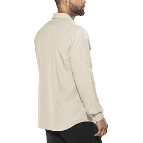 Columbia Silver Ridge II - T-shirt manches longues Homme - beige